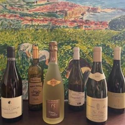 Coffret degustation 6b chardonnay