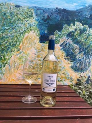 Domaine de granajolo blanc cuvee monika corse porto vecchio 2019