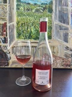 Domaine de la cavaliere rose le bouquet 2020