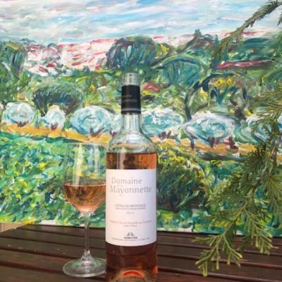 Domaine de la mayonnette cote de provence rose 2019