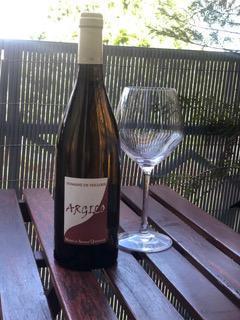 Domaine de veilloux argilo blanc cheverny 201 vin bio 1