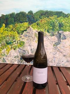 Domaine eyguestre rouge 2018