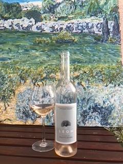 Domaine fontchene leon rose igp alpilles 2019