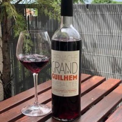 Domaine grand guilhem grenache rivesalte