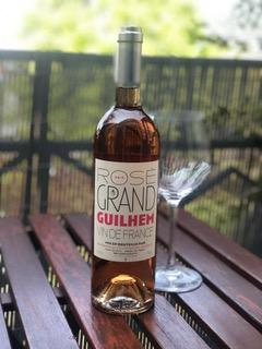 Domaine grand guilhem rose 2018
