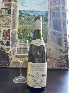 Domaine michel vire clesse tradition 1