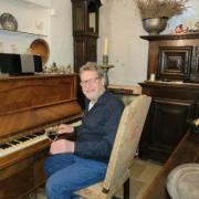 Erick delille musique et vin piano
