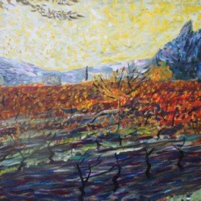 La vigne face au temps qui passe erick delille vin convivialite 1