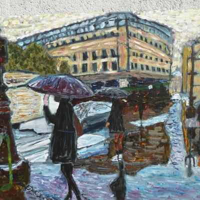 Paris par Erick Delille